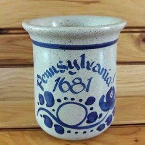 Pennsylvania Pottery Crock